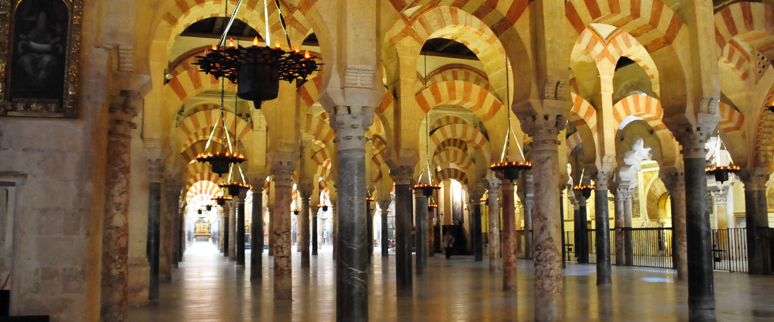 Andalusische Saeulen