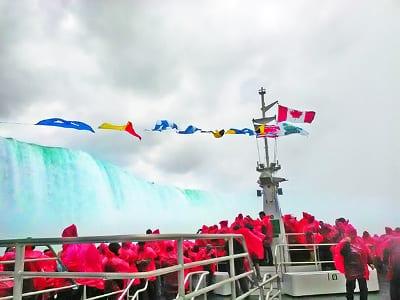 Iris Geiger - Niagarafälle