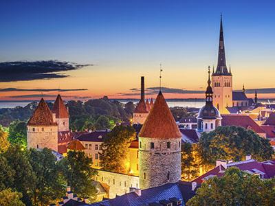 Rundreise Baltikum Riga