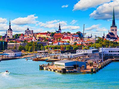 Rundreise Baltikum Tallin