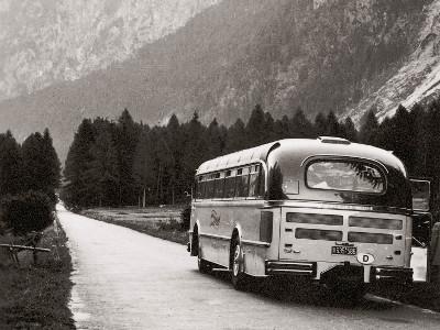 Die Fahrt Historie Neuanfang 1953