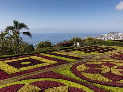 Wanderreise Madeira Funchal Park