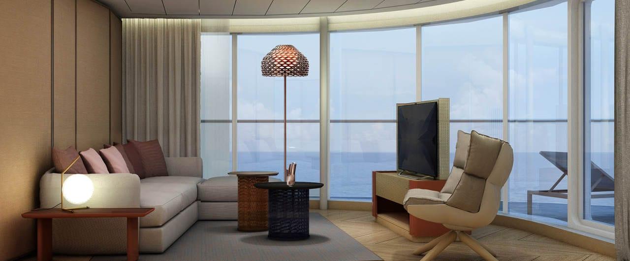 Mein Schiff Panorama Suite