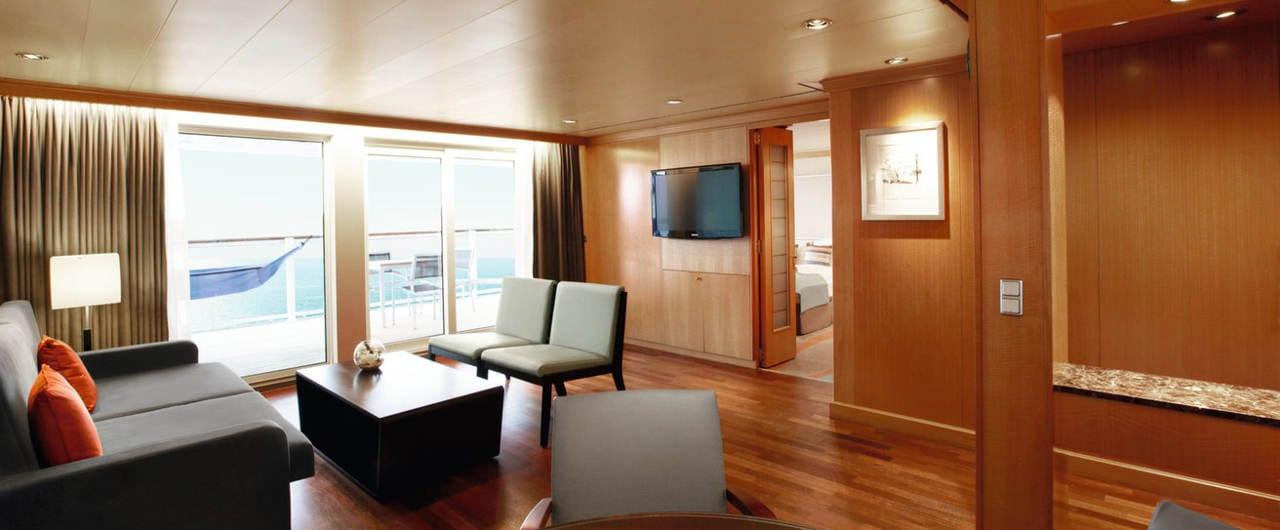Mein Schiff Veranda Suite