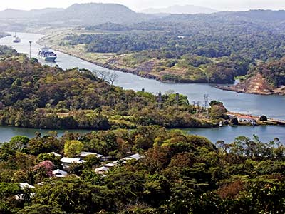 Rundreise Mittelamerika Panamakanal