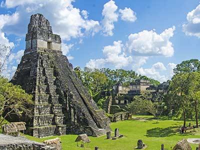 Rundreise Mittelamerika Tikal Guatemala