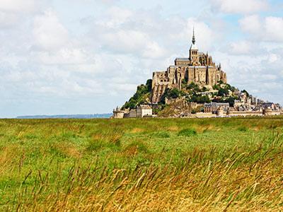 Rundreise Frankreich Mont St. Michel in der Bretagne