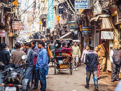 Rundreise Indien Dehli