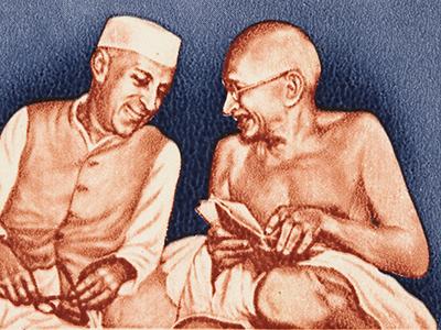 Rundreise Indien Gandhi