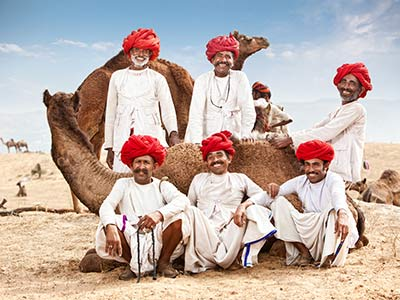 Rundreise Indien Pushkar