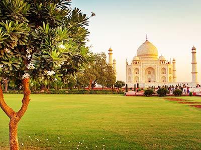 Rundreise Indien Taj Mahal