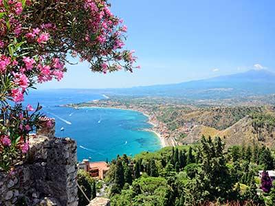 Rundreise Italien Sizilien