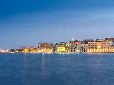 Rundreise Italien Brindisi