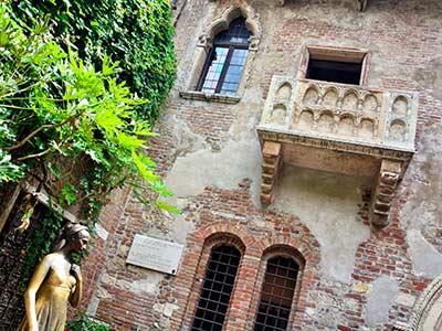 Rundreise Italien Verona