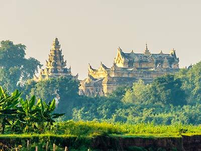 Rundreise Myanmar Inwa