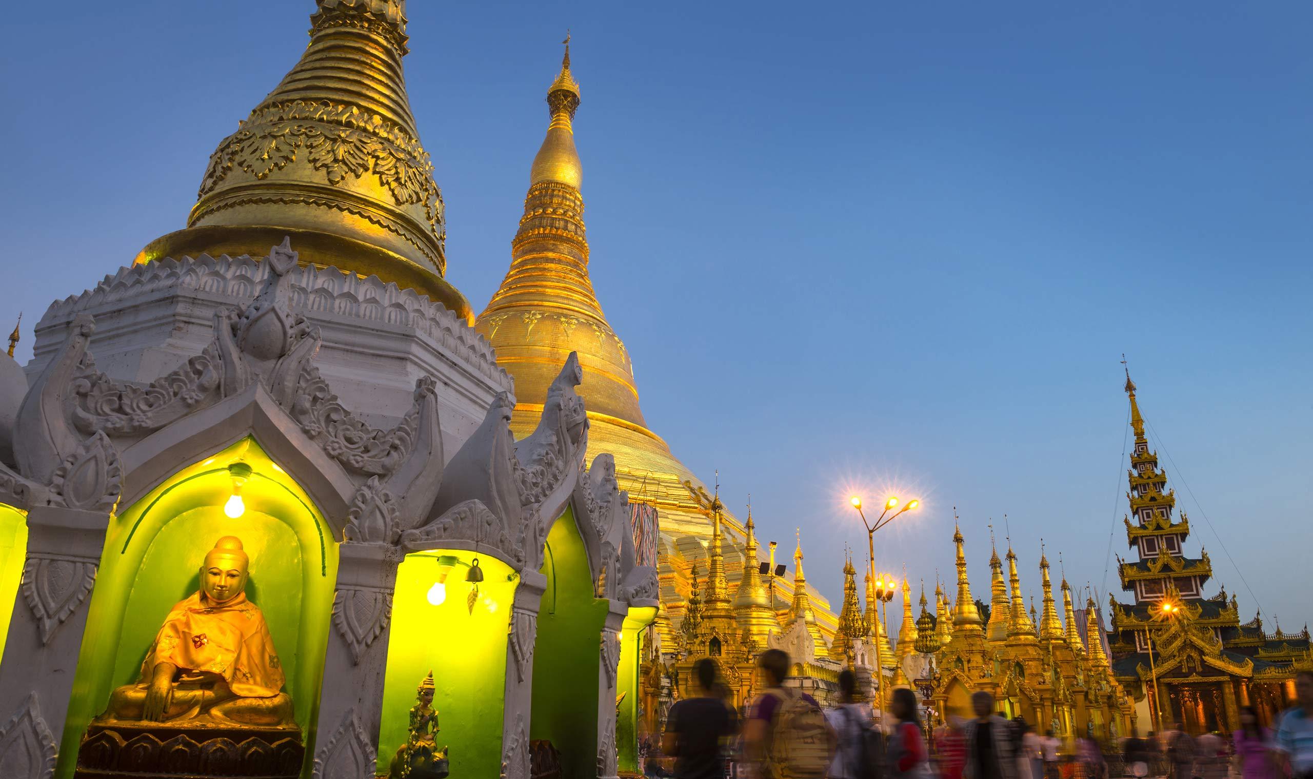 Myanmar – im Land des Buddhas