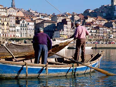 Rundreise Portugal Porto
