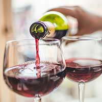Rundreise Portugal Rotwein
