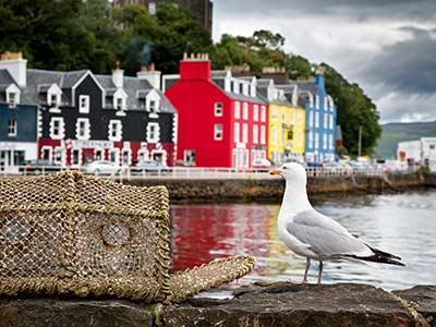 Rundreise Schottland Hebriden