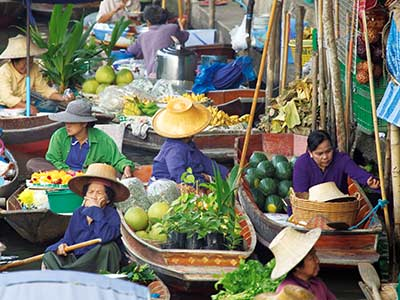 Rundreise Thailand Bangkok