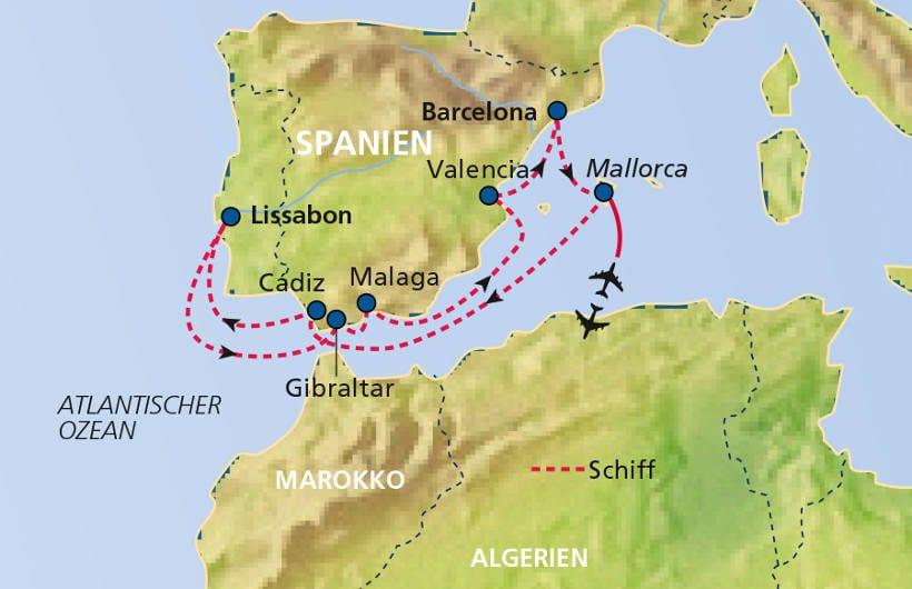 TUI Cruises Seereise Kanaren mit Madeira