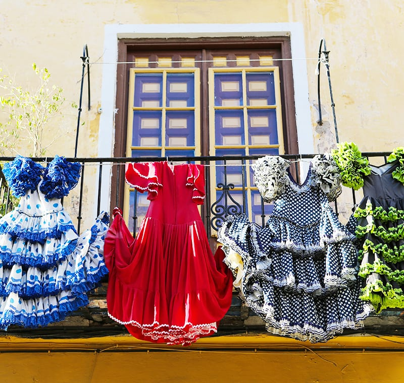 Rundreise Andalusien Balkon