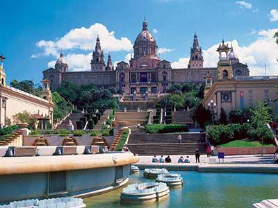 Städtereise Madrid und Barcelona Barcelona