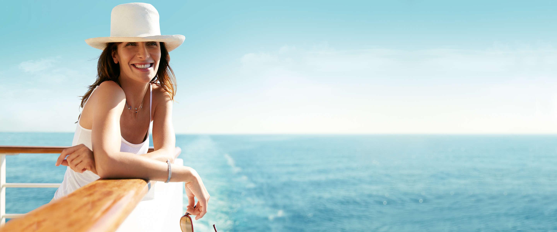 Einfach nur Entspannung. Mit TUI Cruises.