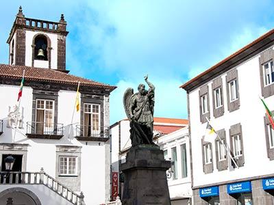 Wanderreise Azoren Ponta Delgada