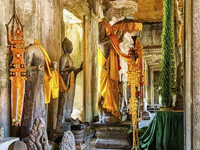 Rundreise Indochina Kambodscha Angkor