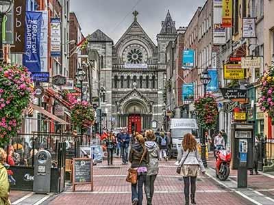 Rundreise Irland Dublin
