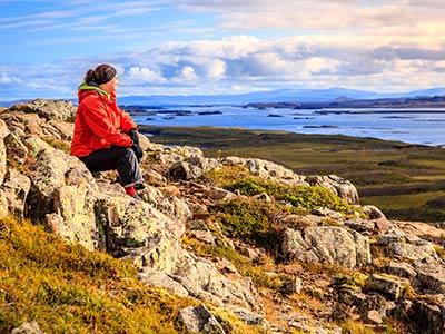 Rundreise Island Wandern