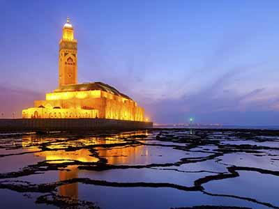 Rundreise Marokko Casablanca