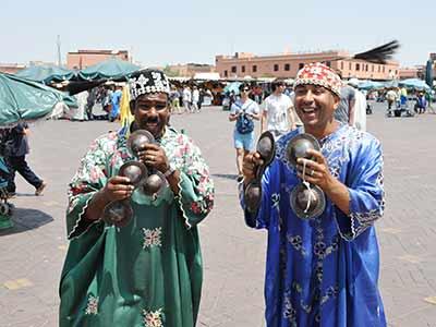Rundreise Marokko Marrakesch