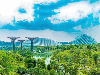 Rundreise Singapur