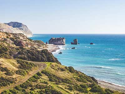Zypern Aphrodites Geburtsort