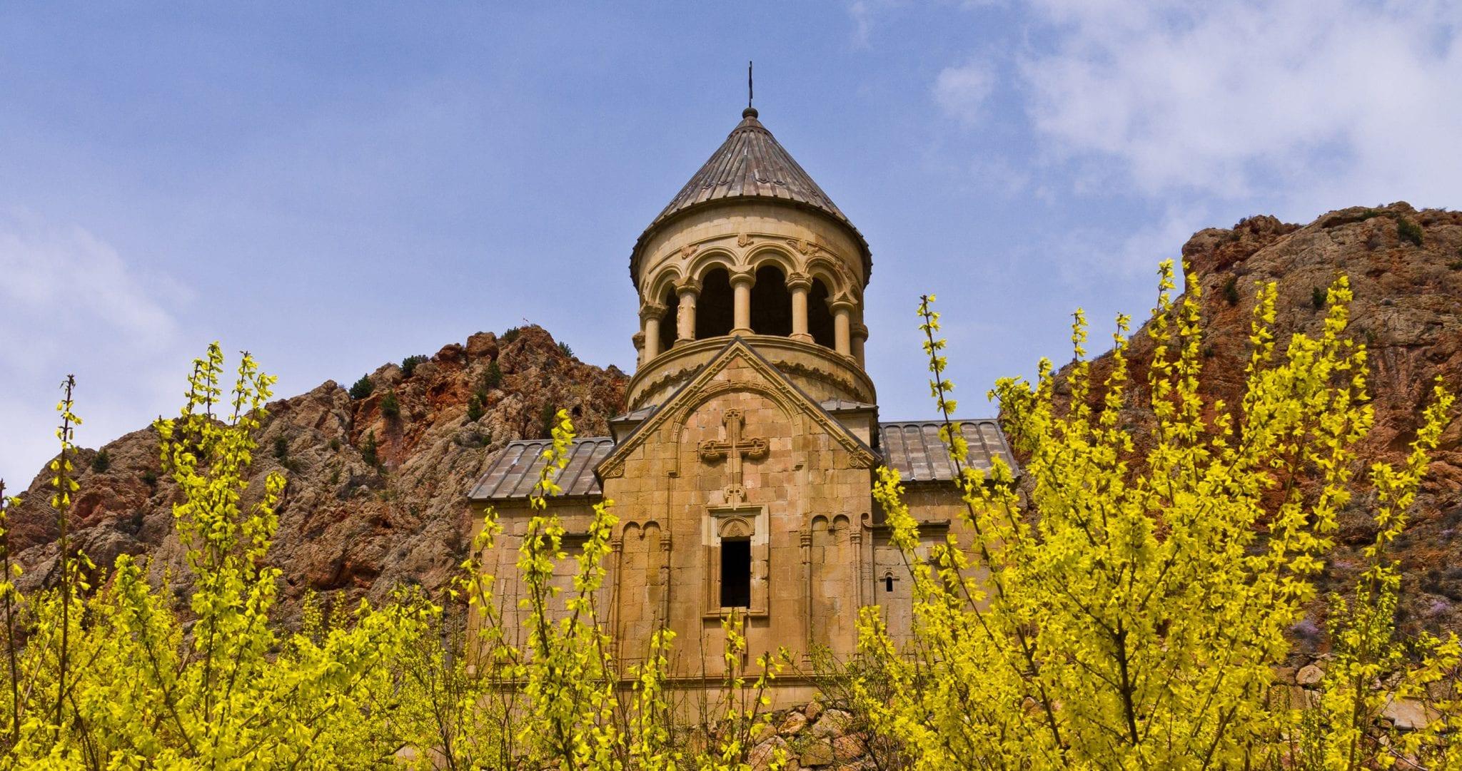 Armenien – zwischen Ost und West