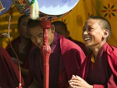 Rundreise Bhutan Thimphu