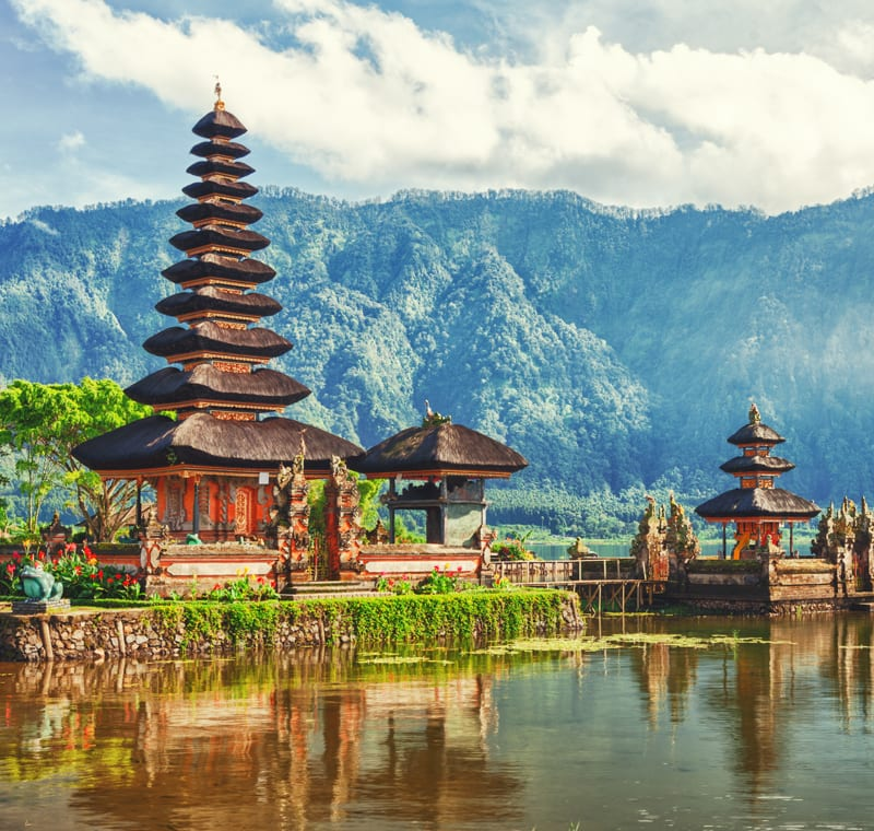 Indonesien Bali Rundreise
