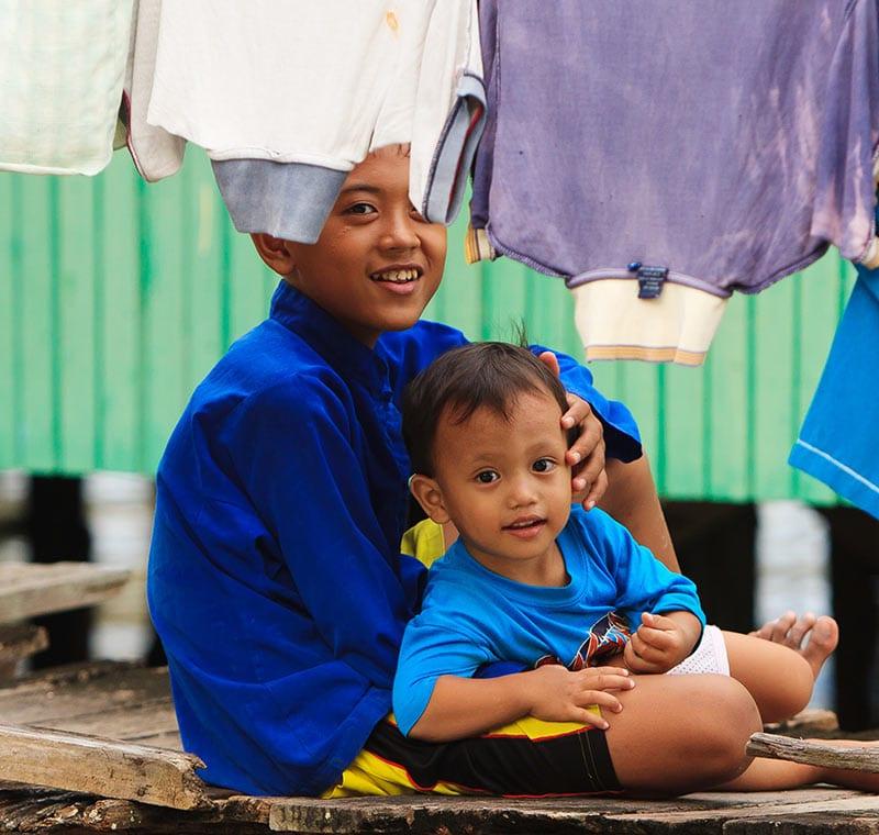 Rundreise Indonesien Kota Kinabalu