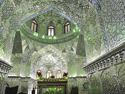 Rundreise Iran Shiraz-Moschee