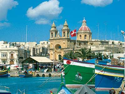 Rundreise Malta Marsalokk
