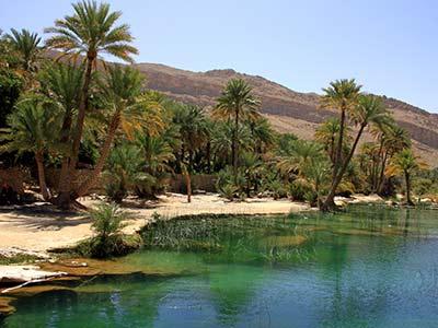 Rundreise Oman Wadi-Bani Khalid