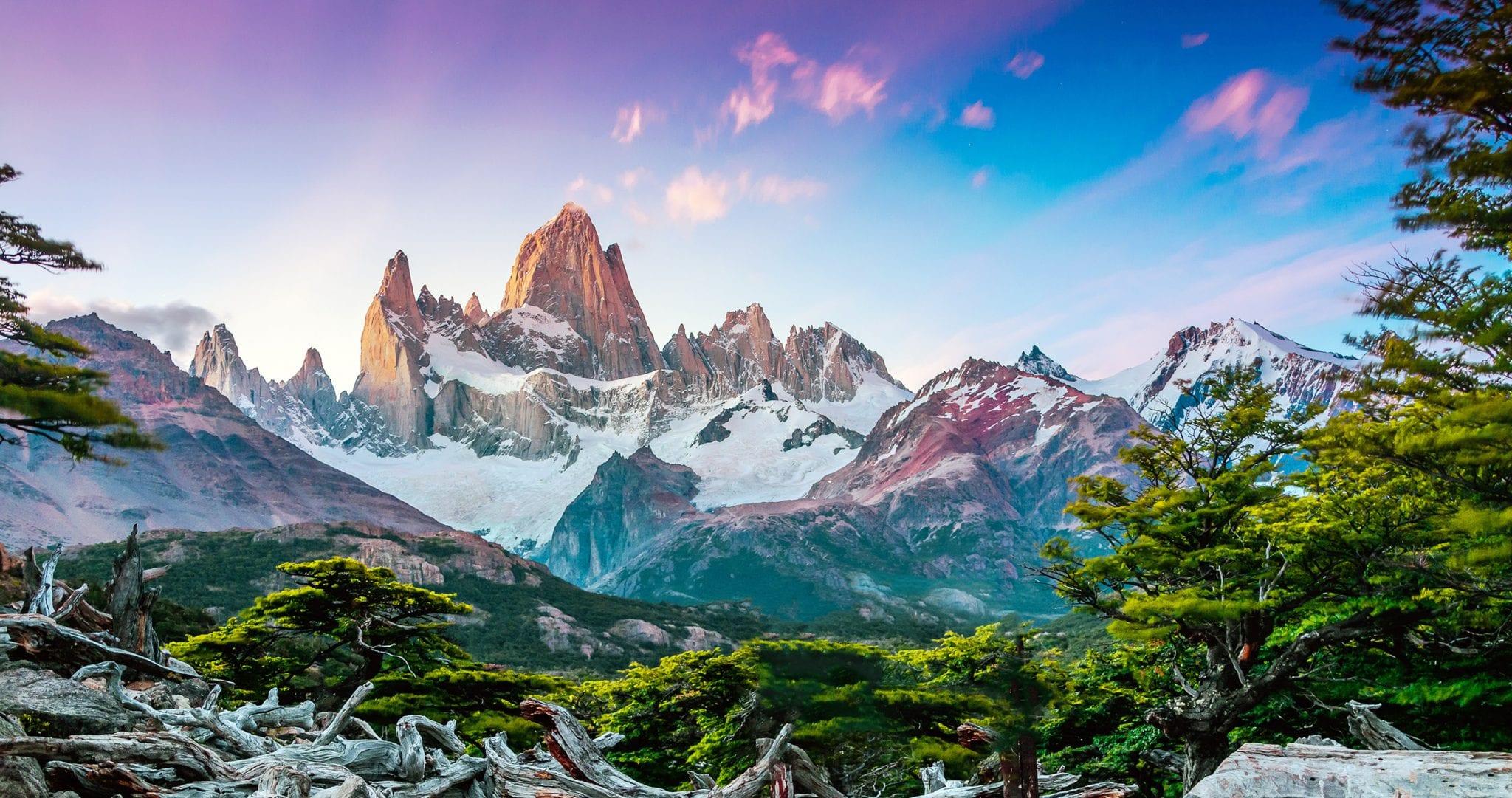 Argentinien – Feuer und Eis