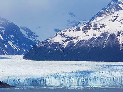 Rundreise Argentinien Moreno Gletscher