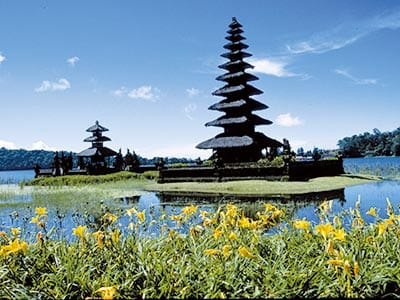 Rundreise Bali Tempel