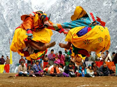 Rundreise Bhutan Takin