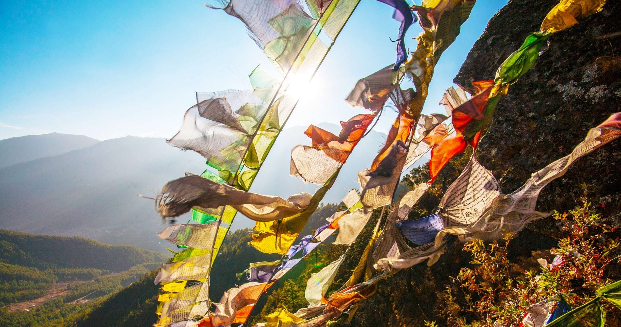 Bhutan – von Glücklichen und Donnerdrachen