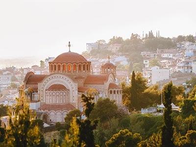 Rundreise Griechenland Thessaloniki