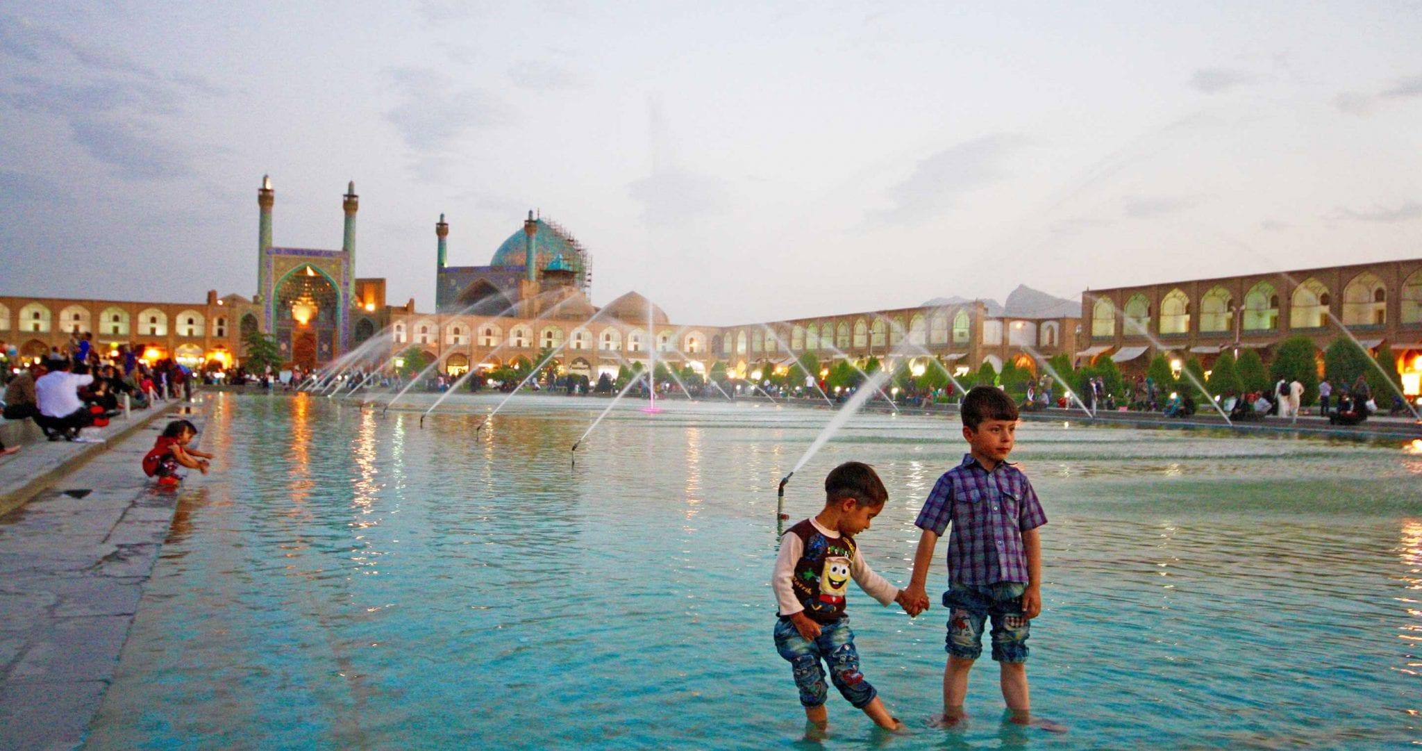 Iran – Land der Zeitenwende